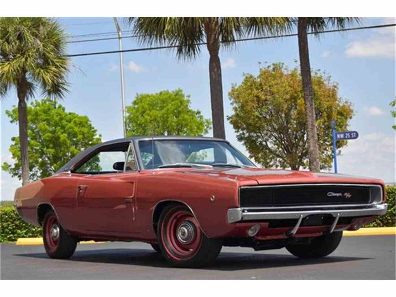 1968 Dodge Charger R/T for Sale - CC-704865