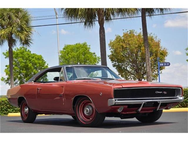 1968 Dodge Charger R/T | 704865