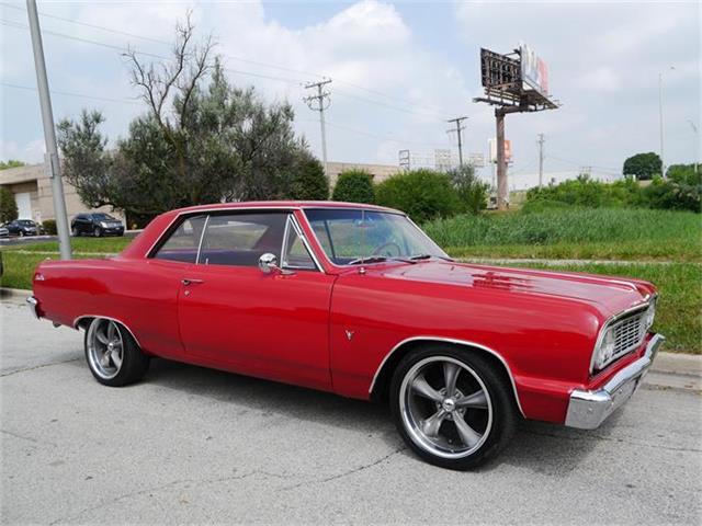 1964 Chevrolet Malibu | 704867