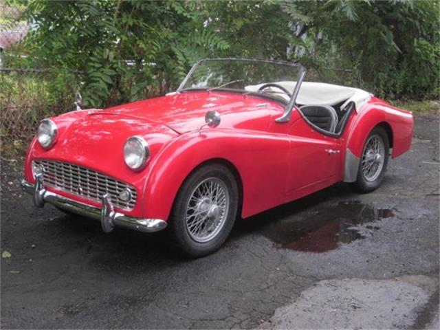 1960 Triumph TR3A | 704910