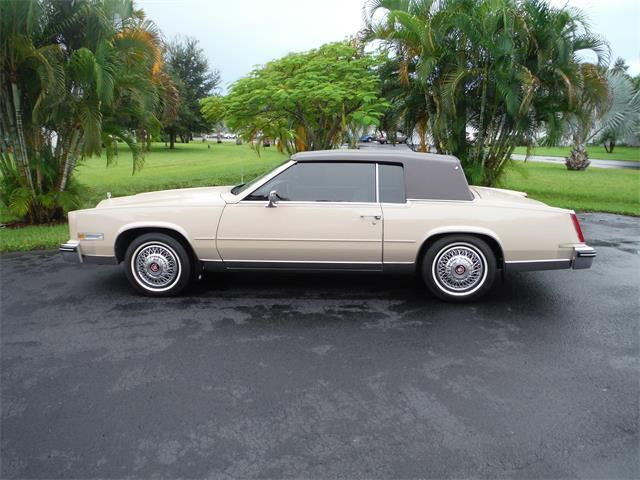 1985 Cadillac Eldorado | 704981