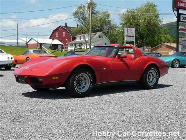 1978 Chevrolet Corvette L82 | 700050