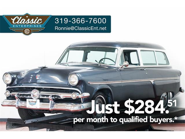 1954 Ford Ranch Wagon | 705025