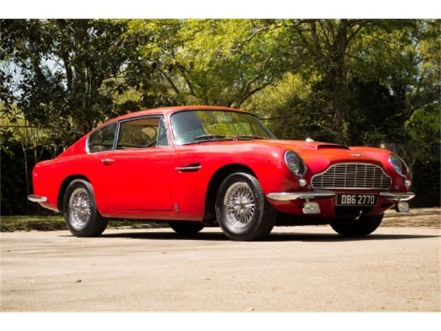 1967 Aston Martin DB6 | 705051