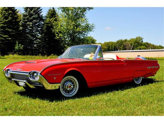 1962 Ford Thunderbird | 700051