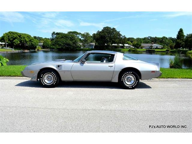 1979 Pontiac Firebird Trans Am | 705102
