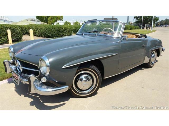 1956 Mercedes-Benz 190 | 705119