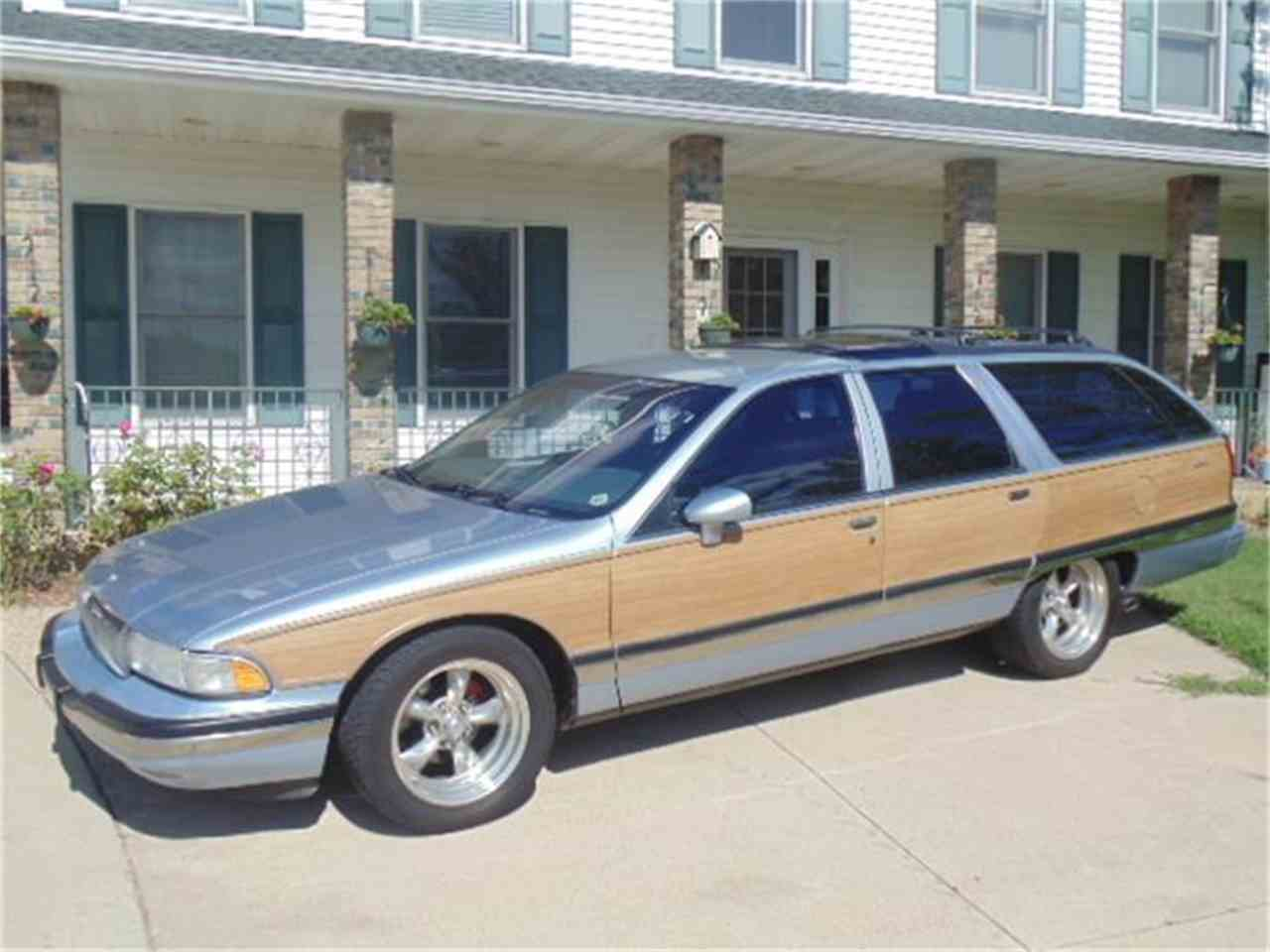 1994 buick station wagon for sale cc 705159. Black Bedroom Furniture Sets. Home Design Ideas