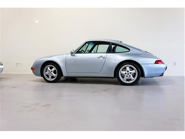 1995 Porsche 911 Carrera | 705221