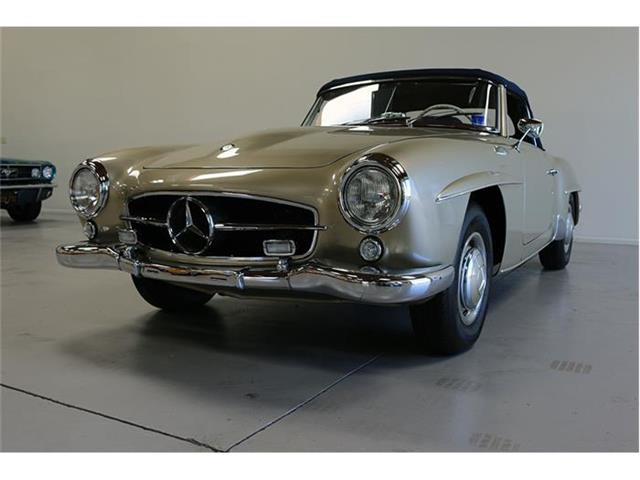 1958 Mercedes-Benz 190SL | 705223