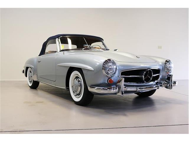 1960 Mercedes-Benz 190SL | 705224
