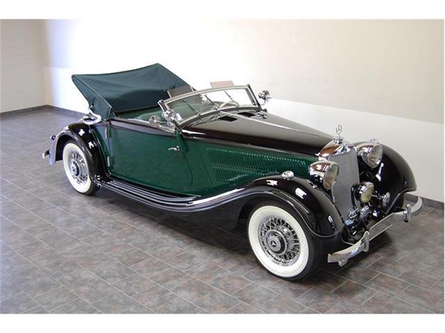 1938 Mercedes-Benz 320 | 705226