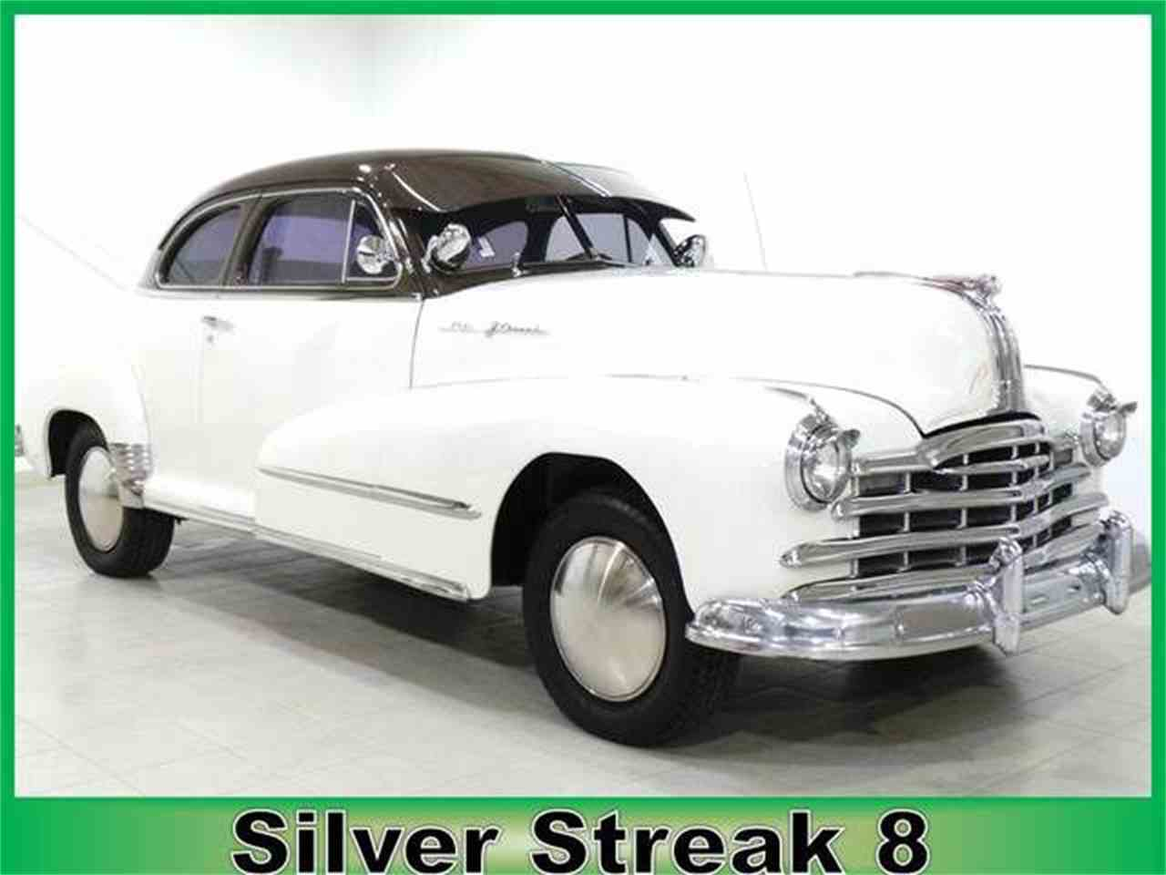 Large Picture of '48 Silver Streak - F45O