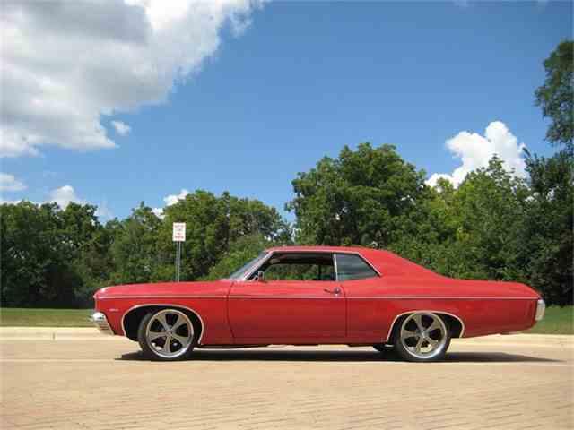 1970 Chevrolet Impala   705231