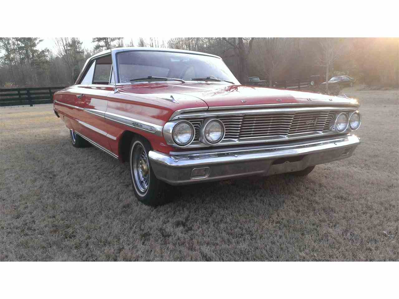 1964 ford galaxie 500 xl for sale cc 705266. Black Bedroom Furniture Sets. Home Design Ideas