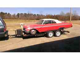 1962 Ford Sunliner for Sale - CC-705267