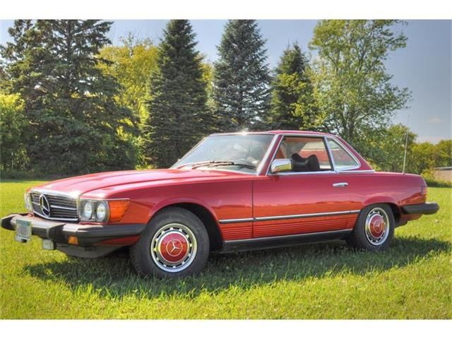 1976 Mercedes-Benz 450SL | 700053