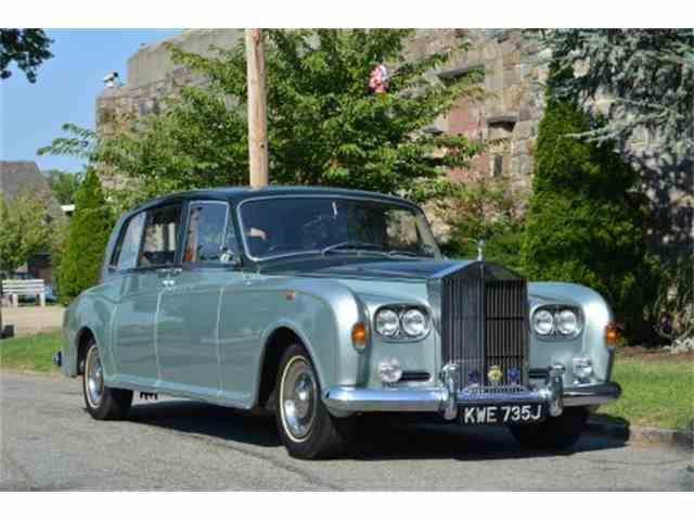 1973 Rolls-Royce Phantom   705337