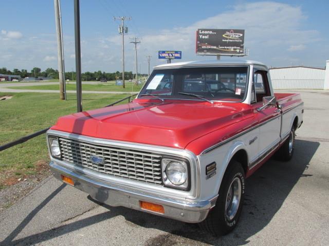 1972 Chevrolet Pickup | 705358