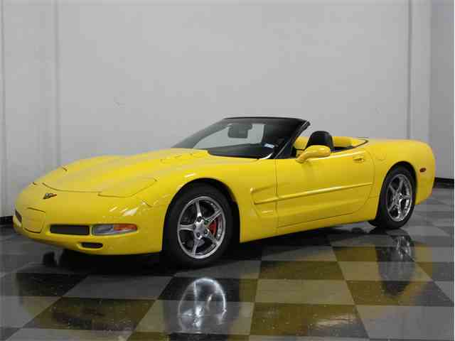 2001 Chevrolet Corvette | 705395