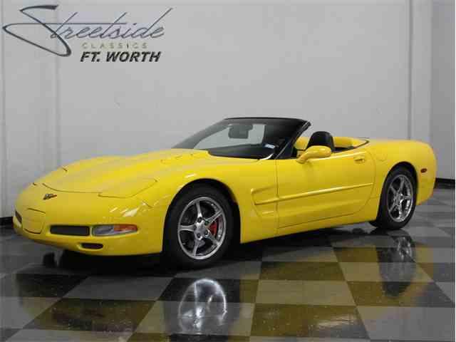 2001 Chevrolet Corvette   705395