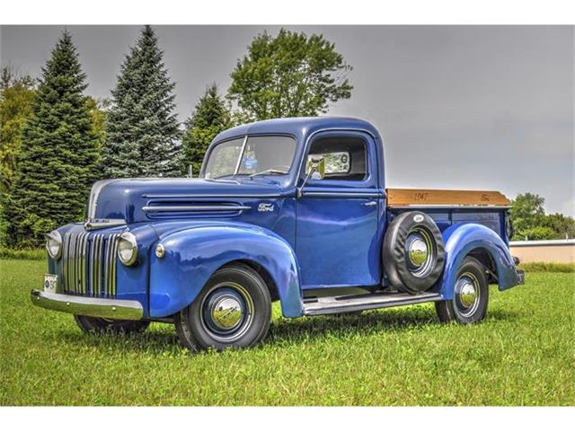 1947 Ford 1/2 Ton Pickup | 700054