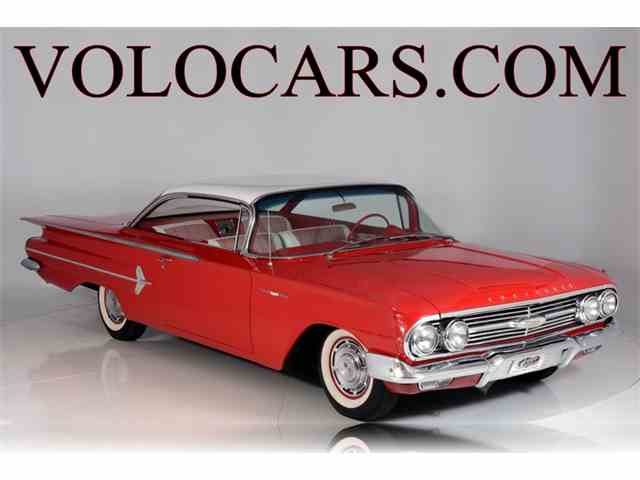 1960 Chevrolet Bel Air | 705407