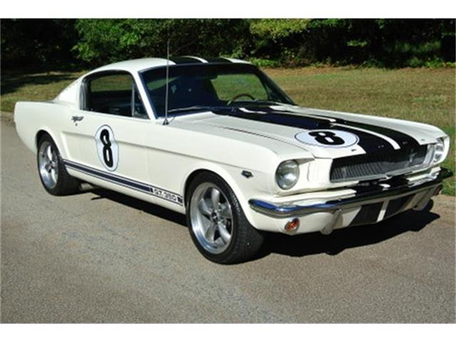 1965 Ford Mustang Shelby GT350 | 705447