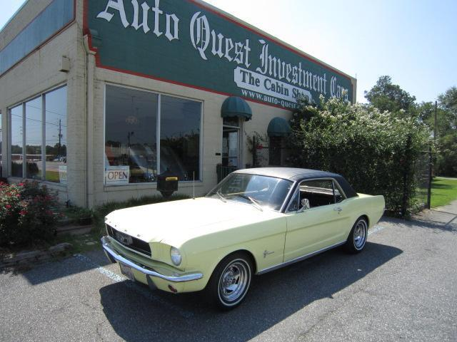 1966 Ford Mustang | 705557