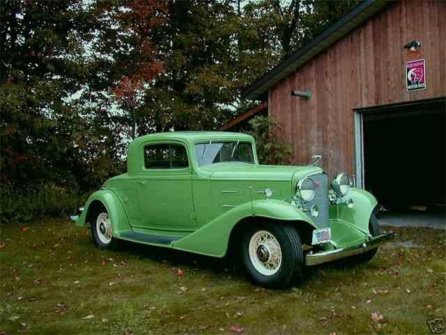 1933 Cadillac LaSalle | 700056