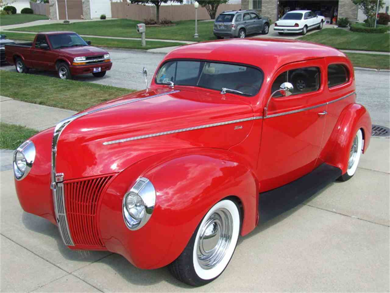 1940 Ford Custom for Sale - CC-705679