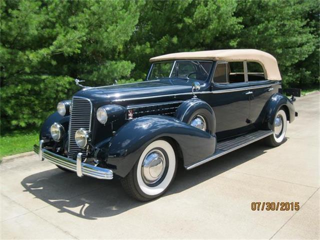 1936 Cadillac V12 | 705728