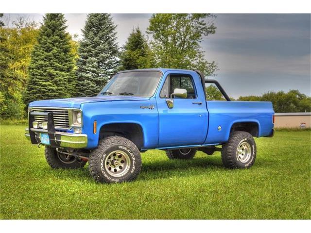 1973 Chevrolet 1/2 Ton Pickup | 705760