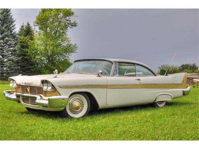 1958 Plymouth Fury | 705769