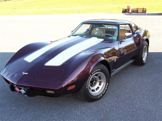 1977 Chevrolet Corvette Stingray | 705779