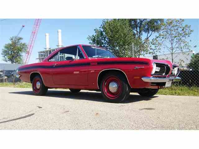1969 Plymouth Barracuda | 705836