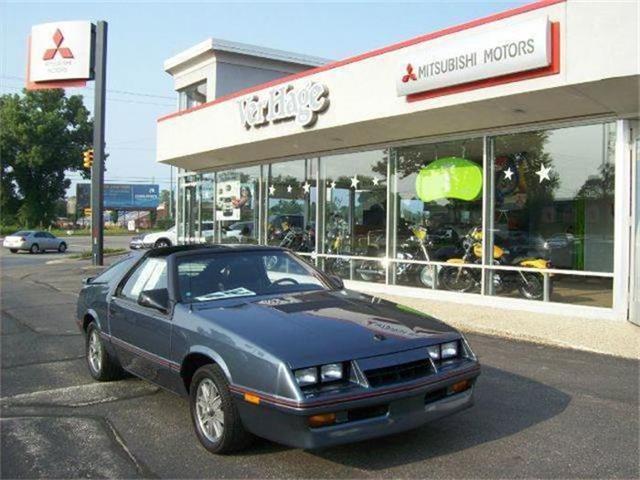 1986 Chrysler Laser | 705837