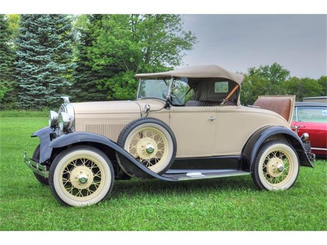 1931 Ford Model A | 705869