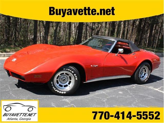 1974 Chevrolet Corvette | 705894