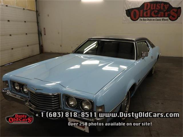 1972 Ford Thunderbird | 705923