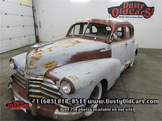 1948 Chevrolet Stylemaster | 705925