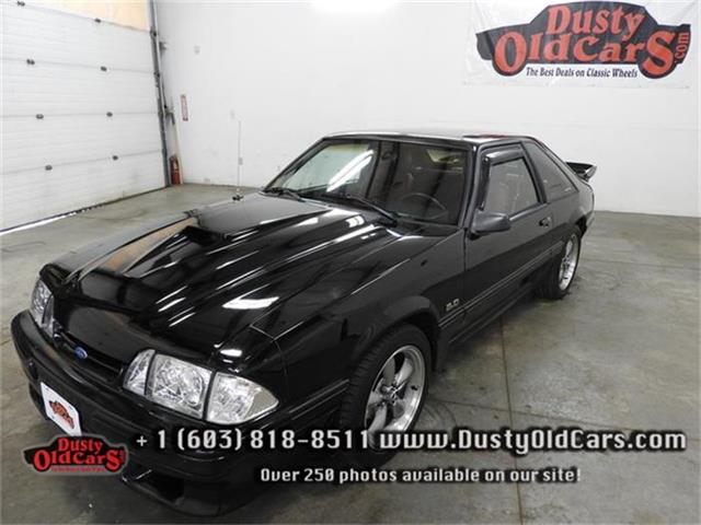 1989 Ford Mustang | 705926