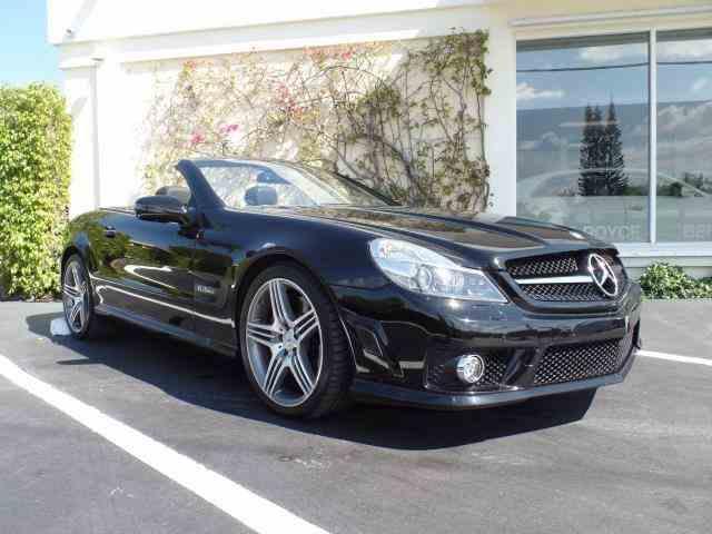 2009 Mercedes-Benz SL63 AMG | 706029