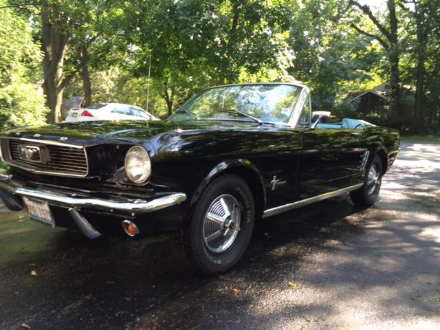 1966 Ford Mustang | 706047