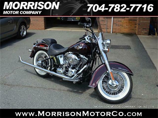 2011 Harley-Davidson FLSTN Softail Deluxe | 706110