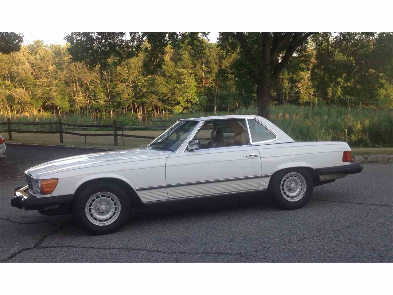 1984 mercedes benz 380sl for sale cc for Mercedes benz of new jersey