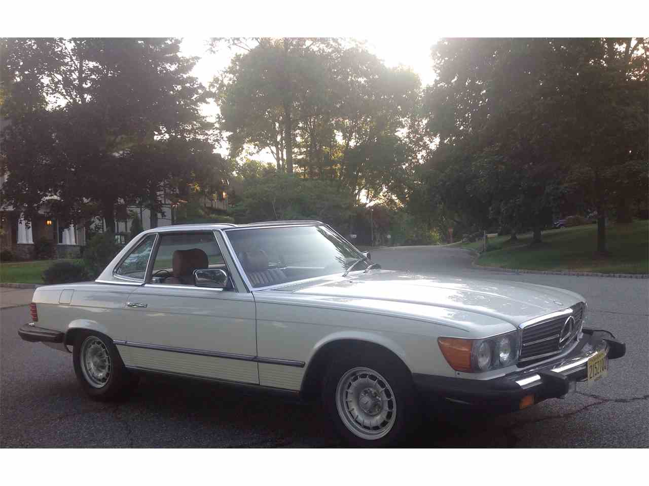 1984 mercedes benz 380sl for sale cc for Mercedes benz morristown