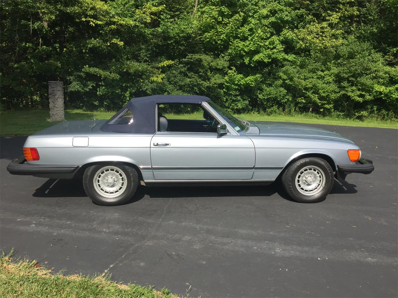 Image gallery mercedes 1981 for 1981 mercedes benz 380sl