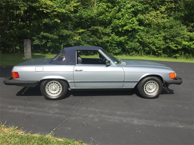 1981 Mercedes-Benz 380SL | 706146