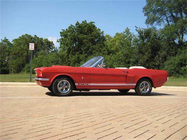 1965 Ford Mustang | 706150